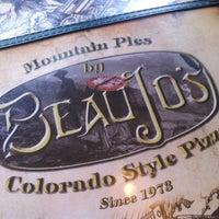 Photo taken at Beau Jo's by Sherri M. on 5/13/2012