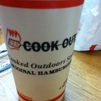 Photo taken at Cook-Out by Mike H. on 7/12/2012