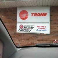 Photo taken at Brady/Flanary HVAC by Gina A. on 8/30/2011