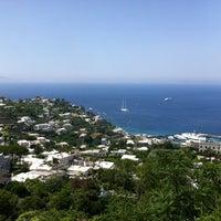 Foto scattata a Quisisana Grand Hotel da A H. il 7/8/2012