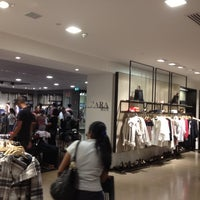 Photo taken at Zara by Anderson B. on 3/24/2012