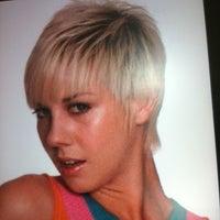 Photo taken at Yu Hair & Beauty by Joy R. on 10/11/2011