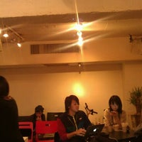 Photo taken at JELLY JELLY CAFE by Masato Y. on 12/11/2011