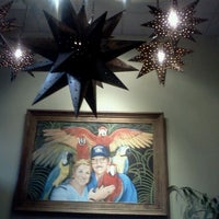 Photo taken at Pericos Mexican Cuisine by April J. on 9/5/2011