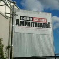 Photo taken at MIDFLORIDA Credit Union Amphitheatre by AMANDA VAN OVER @. on 12/3/2011