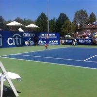 Photo taken at Citi Open Tennis Tournament by Dillon I H. on 7/31/2011