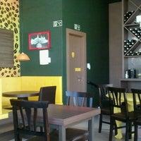 Foto tirada no(a) Grão Brasil Café por Maicon D. em 3/20/2012