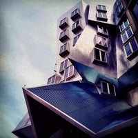 Photo taken at MIT Stata Center (Building 32) by Rob on 11/4/2011