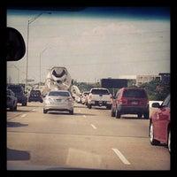 Photo taken at 183 & Mopac Interchange by Caroline H. on 5/21/2012
