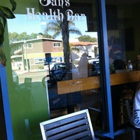 Photo taken at Jan's Health Bar by Anthony O. on 12/28/2011