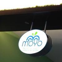 Photo taken at Moyo by Maya M. on 6/27/2012