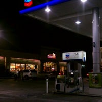 Photo taken at Chevron by Patrick A. on 11/21/2011