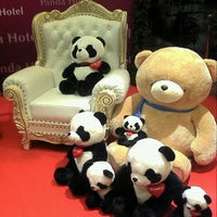 Photo taken at Panda Hotel by Shell B. on 12/1/2011