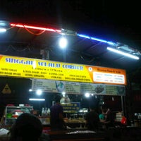 Photo taken at singgah selalu corner, uptown kota damansara by azam a. on 12/6/2011