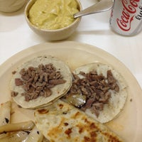 Photo taken at Tacos Furber by marco m. on 3/11/2012