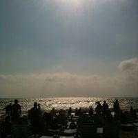 Photo taken at Plaja Midnight Sun by Luana D. on 7/23/2012