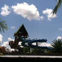 Photo taken at Aquatica, SeaWorld's Waterpark Orlando by Mark C. on 8/3/2012
