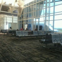 Photo taken at Gate 4 by Ridho S. on 4/6/2012