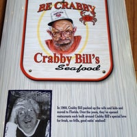 Photo taken at Crabby Bill's Clearwater Beach by Diana L. on 11/20/2011
