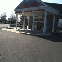 Photo taken at Rite Aid by David S. on 3/19/2011