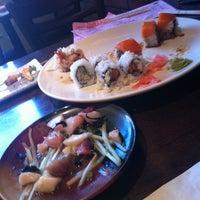 Photo taken at Sushi Para II by BiwTy B. on 10/9/2011