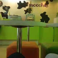 Photo taken at Moochie by Afifah Y. on 7/27/2012