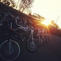 Photo taken at Motorcycle Safety Program Range by Jon S. on 10/22/2011