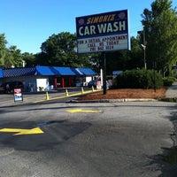 Photo taken at Simoniz Car Wash by Michael C. on 7/27/2011