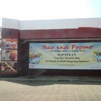 Photo taken at SPBU TOTAL Bumi Serpong Damai (BSD) by A.M on 1/4/2012
