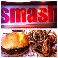 Photo taken at Smashburger by Albert E. on 5/18/2012