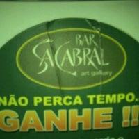 Foto tirada no(a) Bar Sacabral por Rodrigo M. em 7/4/2012