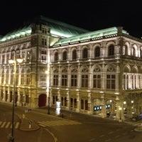 Das Foto wurde bei Wiener Staatsoper von Rami F. am 7/25/2012 aufgenommen