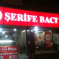 Photo taken at Şerife Bacı Pide ve Börek by Erdal Ö. on 4/21/2012
