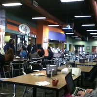 Photo taken at The Café & Market At Crossroads by Stephanie M. on 11/4/2011