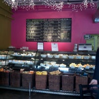 Photo taken at The Goddess and Grocer by Zeke F. on 10/17/2011