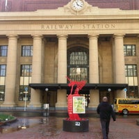 Photo taken at Wellington Station - Stop C by Johan G. on 5/28/2012