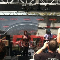 Photo taken at KROQ Coachella House 2012 by Janna M. on 4/15/2012