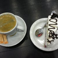 Photo taken at Coffee Club by sashko l. on 1/27/2012