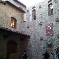 Photo taken at Museo Casa di Dante by shimerson on 1/1/2012