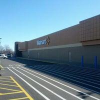 Photo taken at Walmart Supercenter by Darren F. on 2/12/2012