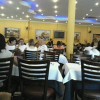 Photo taken at Churrascaria Picanha de Ouro by Vagner S. on 2/19/2012
