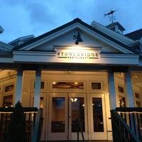 Photo taken at Stonebridge Restaurant & Bar by Frank S. on 11/22/2011