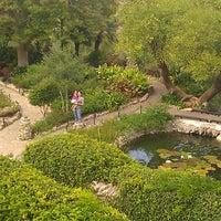 Photo taken at Japanese Tea Gardens by Manuel C. on 10/5/2011