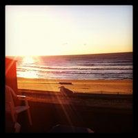 Photo taken at Gurney's Montauk Resort and Seawater Spa by Ben C. on 1/31/2012