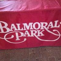 Photo taken at Balmoral Park by Lynette H. on 9/24/2011