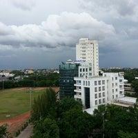 Photo taken at มหาวิทยาลัยราชภัฏนครปฐม (Nakhon Pathom Rajabhat University) NPRU by Poramate M. on 8/14/2012