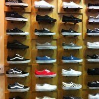Photo taken at Vans Store by Kailah R. on 4/21/2012