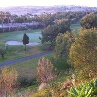 Photo taken at Campo de golf by Ana E. on 5/15/2012
