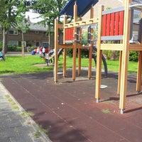 Photo taken at Speeltuin thorbeckestraat, Wassenaar by Priscilla D. on 9/2/2012