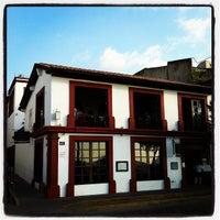 Photo taken at La Posta by CARLOS G. on 11/17/2011